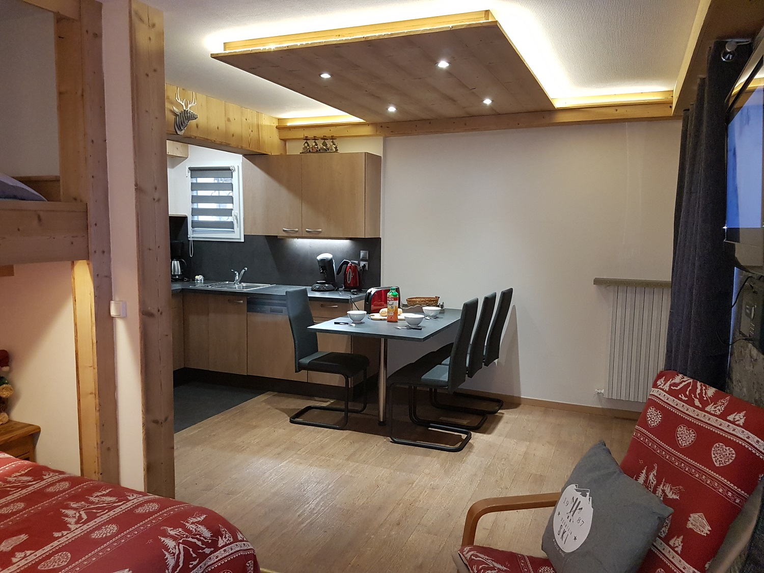 Location appartement et studio